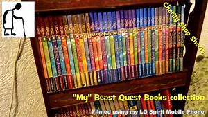 "Charity Shop Shorts - ""My"" Beast Quest Books collection ..."