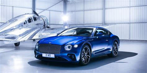 Bentley Picture by The Bentley Continental Gt Makes Global Debut At Iaa 2017