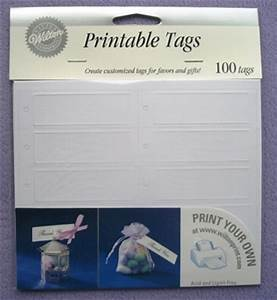 Free new wilton 100 printable favor tags other for Www wiltonprint com favor templates