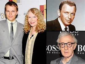Mia Farrow: Son Ronan 'Possibly' Fathered by Frank Sinatra ...