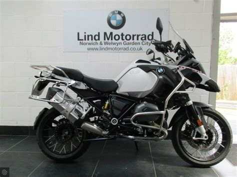 Bmw Motorcycle Dealers In Norwich & Welwyn
