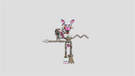 The-mangle-help-wanted-fnaf - Download Free 3D model by ...