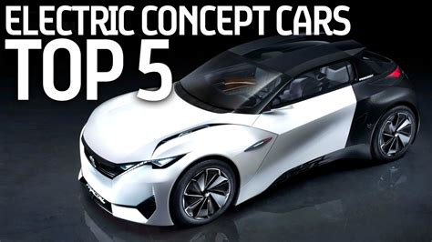 Top 5 Electric Cars 2016 by Top 5 Electric Concept Cars At Beijing Motor Show 2016