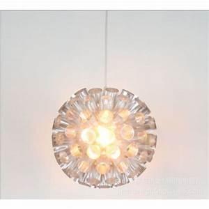 Cm round ball chandelier suspension lamp hang light