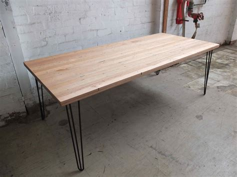 Recent recycled timber tables, made to order   Tim T Design
