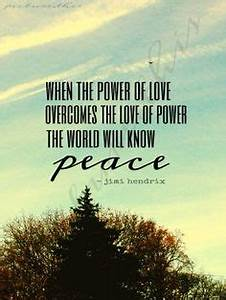 PEACE QUOTES PI... Power Of Calmness Quotes