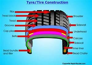 Tire Construction Diagram