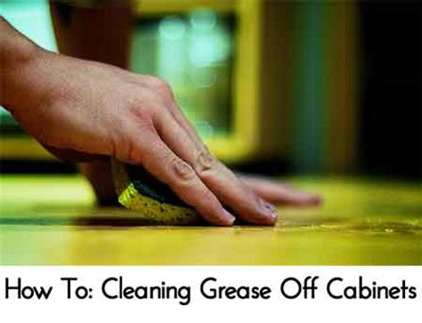 how to clean grease off cabinets how to cleaning grease off cabinets lil moo creations
