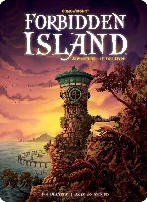 forbidden island english edition  ron regatul
