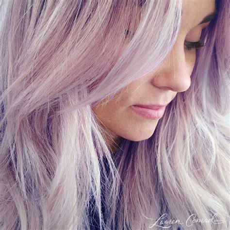 light purple hair dye note pretty in purple conrad