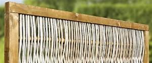 Holzpfosten Mit Nut : robinienz une ein neuer trend bei nat rlichem sichtschutz ~ Yasmunasinghe.com Haus und Dekorationen