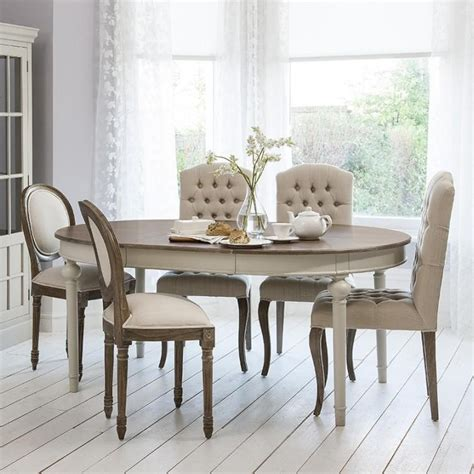shabby chic extendable dining table top 20 shabby chic extendable dining tables dining room ideas