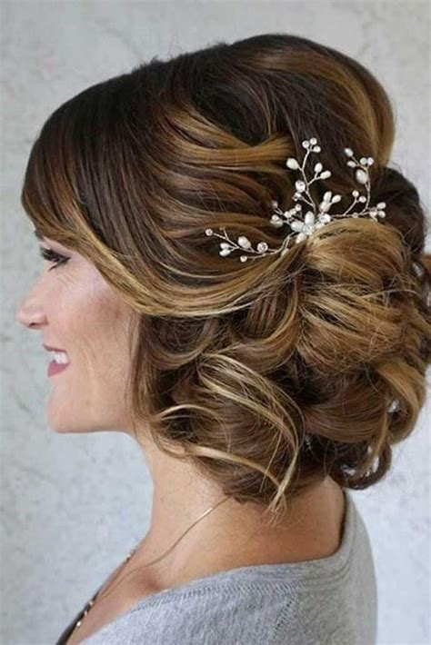 15 best ideas of long hairstyles mother of bride