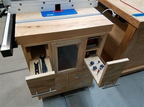 ultimate router table  trevor  lumberjockscom