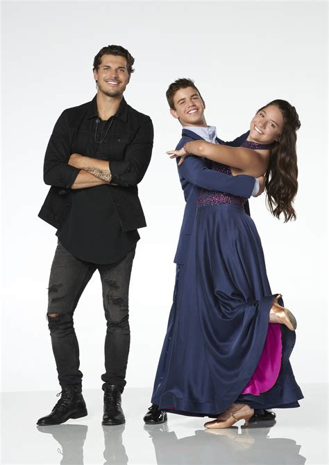 """Who Will Win """"dancing With The Stars Juniors?' All The Teams With Advantages"""