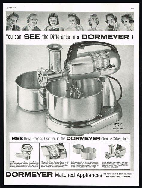 details   dormeyer chrome silver chef stand mixer