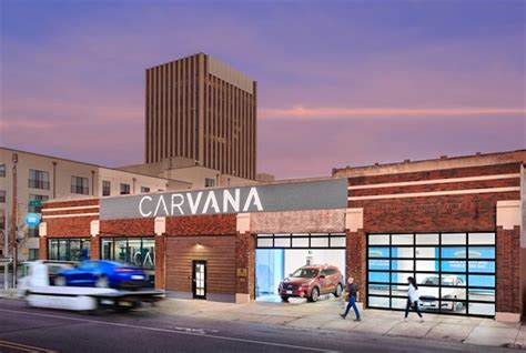 Carvana Adds New Curbside Option For Car Pickup In Atlanta