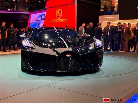 livepics bugatti la voiture noire autoblognl