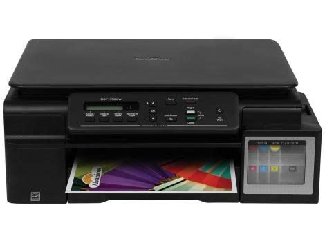 A smart printer design that takes the hassle out of ink refilling. Brother Driver Dcp-T500W / Brother DCP-T500W Ink Refill Tank Printer Hands On Review - Oltre a ...