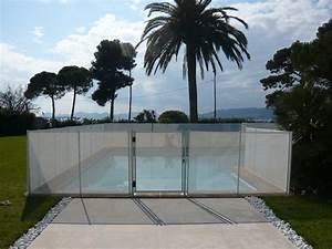 barriere souple a filet pour piscine quotbeethoven prestige With barriere de securite piscine beethoven 15 plan en coupe piscine