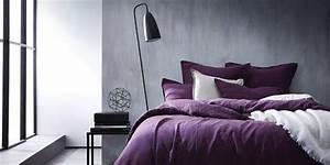 Le Mauve Se Marie Avec Quelle Couleur : violet en d co comment adopter cette couleur marie claire ~ Nature-et-papiers.com Idées de Décoration