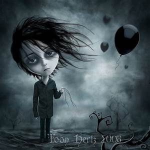 Little Sad Boy II by THZ on DeviantArt