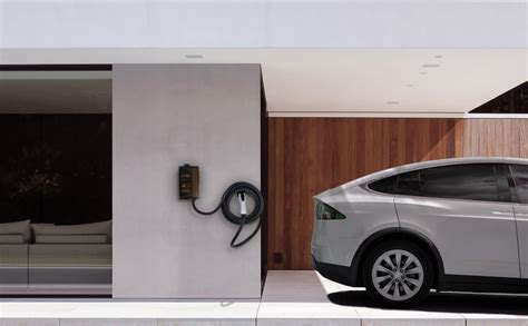 tesla unplugs  latest home wall charger