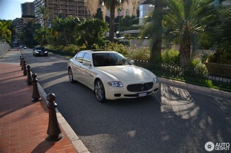 Maserati Quattroporte Collezione Cento 1 October 2018