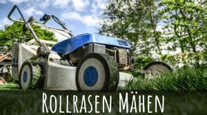 Wann Das Erste Mal Rasen Mähen Nach Neusaat : rudi 39 s anleitungen tipps f r den perfekten rollrasen ~ A.2002-acura-tl-radio.info Haus und Dekorationen