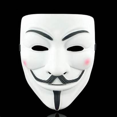 Mask Vendetta Movie Pvc Cosplay Masks Hacker