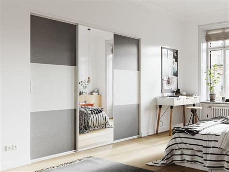 porte coulissante chambre portes de placard coulissantes de chambre sur mesure