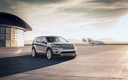 Rover Discovery Land Sport Wallpapers