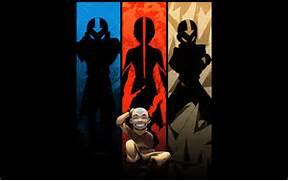 Aang Avatar State Wallpaper