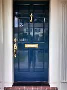 Navy Blue Front Door Paint by Shiny Front Door Paint A New Trend Front Door Freak