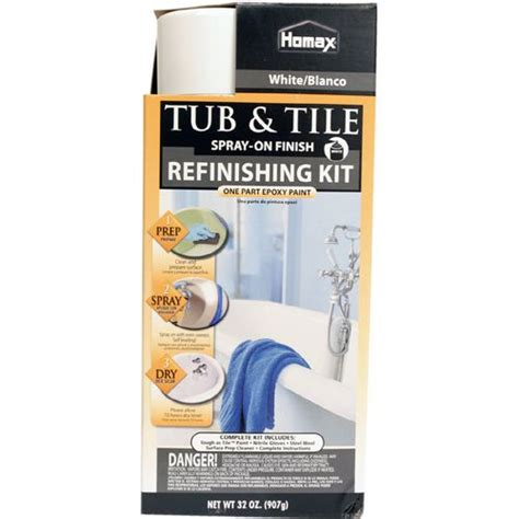 Homax Tub Tile And Sink Refinishing Kit by The World S Catalog Of Ideas