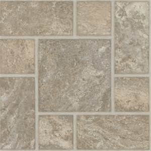 Home Depot Floor Tile Peel And Stick by Armstrong 18 In X 18 In Peel And Stick Travertine