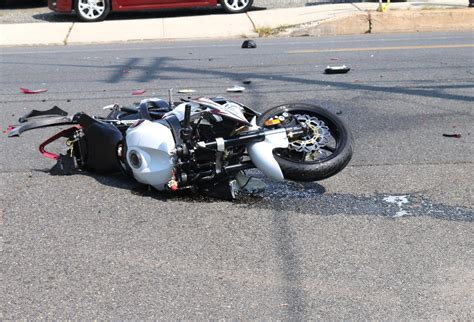 Motorcycle Crash Sends At Least One To Hospital
