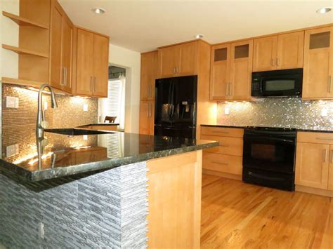 kitchen colors with light wood cabinets small kitchen design kitchens light wood cabinets awesome