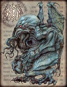 10 Best Images About Cthulhu On Pinterest