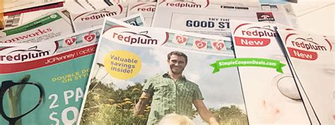19933 Redplum Coupons Sunday Paper by Changes To Redplum Coupon Inserts No Longer In Sunday