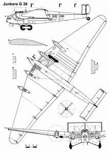 Junkers G 38 : 968 migliori immagini aircraft 3 view scale drawings su ~ Orissabook.com Haus und Dekorationen