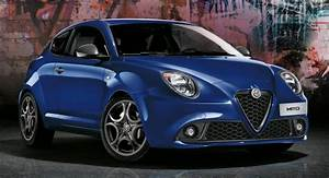 Alfa Romeo Mito Shall Die In Early 2019  Be Replaced By