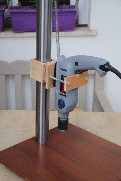 build   drill press   woodworking