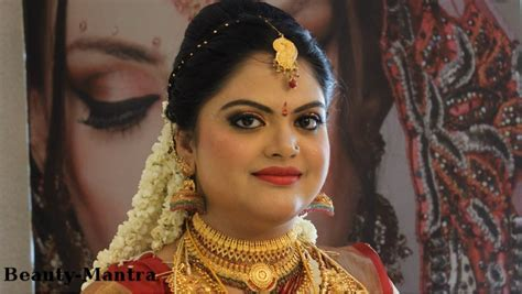 Kerala Hindu Bridal Makeup   YouTube