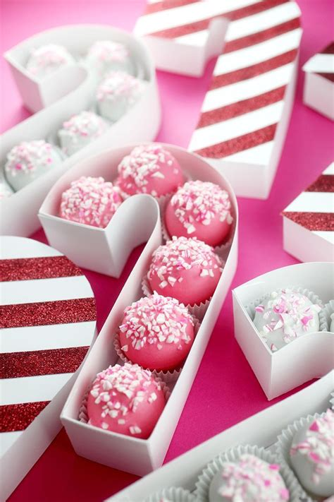 candy cane treat box diy christmas candy christmas