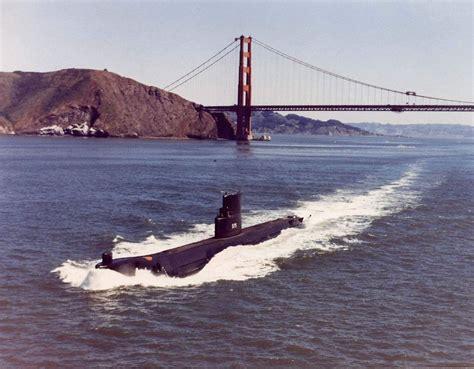 USS Seawolf (SSN-575) - Wikipedia