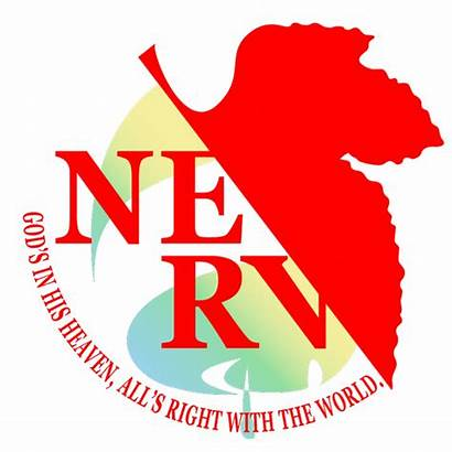 Nerv Evangelion Vs Alone Logos Kaskus 2008