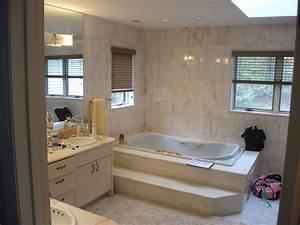 full master bathroom remodel for allen and lynda in With bathroom remodel bridgewater nj