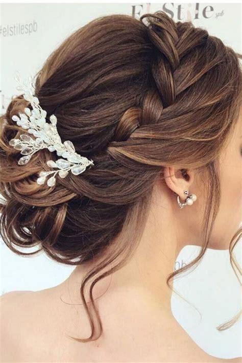 Bridesmaid Updo Hairstyles Long Hair – OOSILE