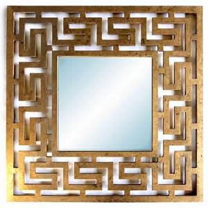 Miroirs Design Contemporain : miroir contemporain le d dale mim sis ~ Teatrodelosmanantiales.com Idées de Décoration